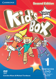 Kid's Box American English Level 1