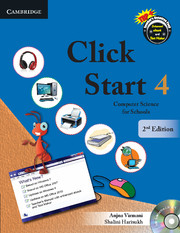 Click Start Level 4 Student's Book with CD-ROM