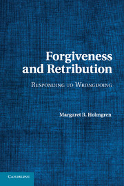 Forgiveness and Retribution