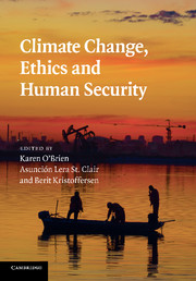 Climate Change, Ethics and Human Security