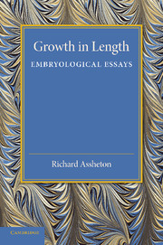 Growth in Length