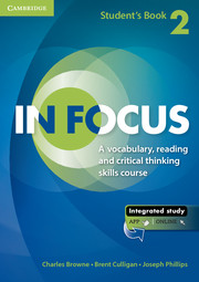 In Focus Level 2