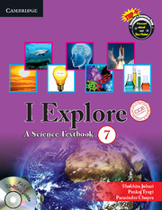 I Explore Level 7 Student Book with CD-ROM CCE Edition