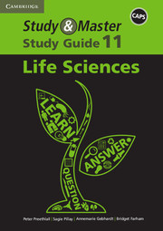 Study & Master Life Sciences Study Guide Grade 11