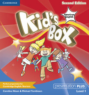 Kid's Box Level 1 Presentation Plus