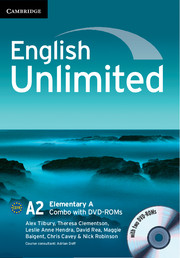 English Unlimited Elementary A