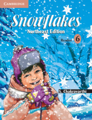 Snowflakes Level 6 Reader with CD-ROM