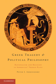 Greek Tragedy and Political Philosophy