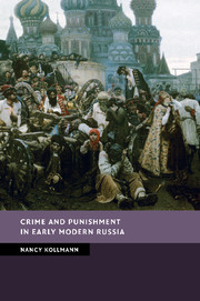 Crime and Punishment in Early Modern Russia