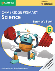 Cambridge Primary Science Stage 6
