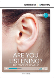 Are You Listening? The Sense of Hearing High Beginning