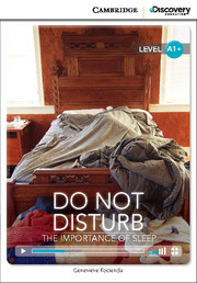 Do Not Disturb: The Importance of Sleep High Beginning