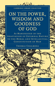 On the Power, Wisdom and Goodness of God