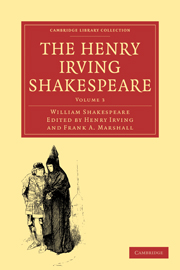 The Henry Irving Shakespeare