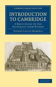 Introduction to Cambridge