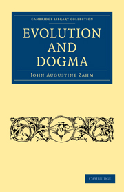 Evolution and Dogma