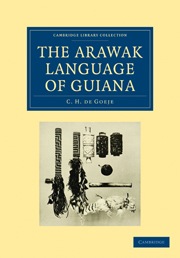 The Arawak Language of Guiana
