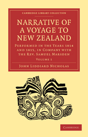 Narrative of a Voyage to New Zealand