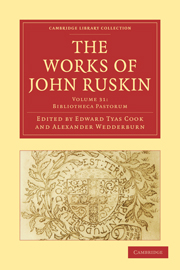 The Works of John Ruskin