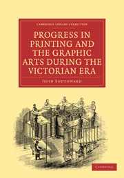 Progress in Printing and the Graphic Arts During the Victorian Era