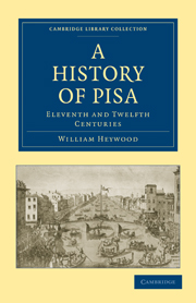 A History of Pisa