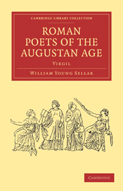 Roman Poets of the Augustan Age