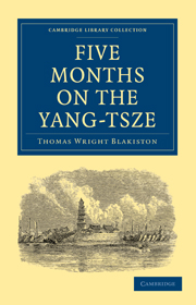 Five Months on the Yang-Tsze