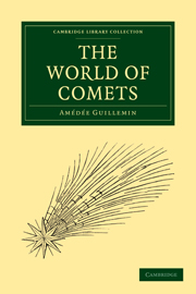 The World of Comets