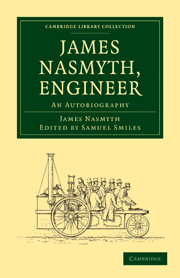 James Nasmyth, Engineer