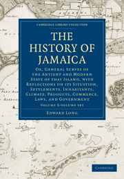 The History of Jamaica