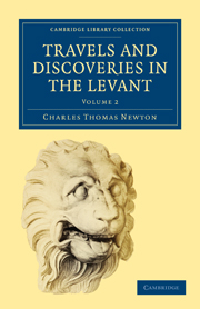 Travels and Discoveries in the Levant