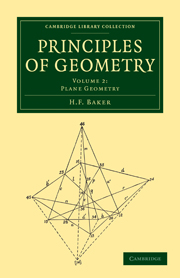 Principles of Geometry
