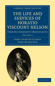 The Life and Services of Horatio Viscount Nelson