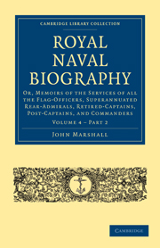 Royal Naval Biography