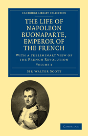 The Life of Napoleon Buonaparte, Emperor of the French