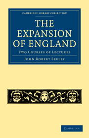 The Expansion of England
