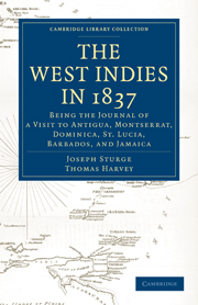 The West Indies in 1837