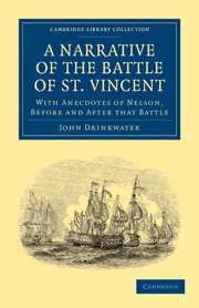 Narrative of the Battle of St. Vincent