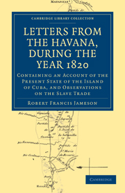 Letters from the Havana, During the Year 1820