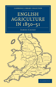 English Agriculture in 1850–51