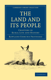 The Land and its People