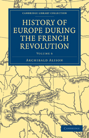 History of Europe during the French Revolution