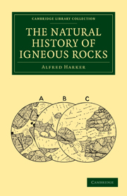 The Natural History of Igneous Rocks