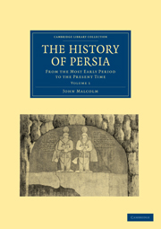 The History of Persia