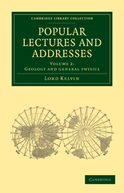 Popular Lectures and Addresses