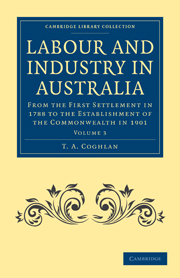 Labour and Industry in Australia