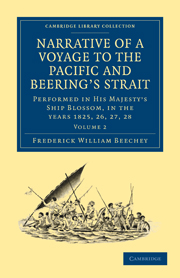 Narrative of a Voyage to the Pacific and Beering's Strait
