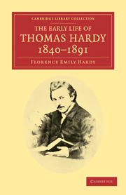 The Early Life of Thomas Hardy, 1840–1891