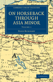 On Horseback through Asia Minor