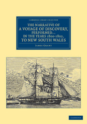 The Narrative of a Voyage of Discovery, Performed in His Majesty's Vessel the Lady Nelson … in the Years 1800, 1801, and 1802, to New South Wales